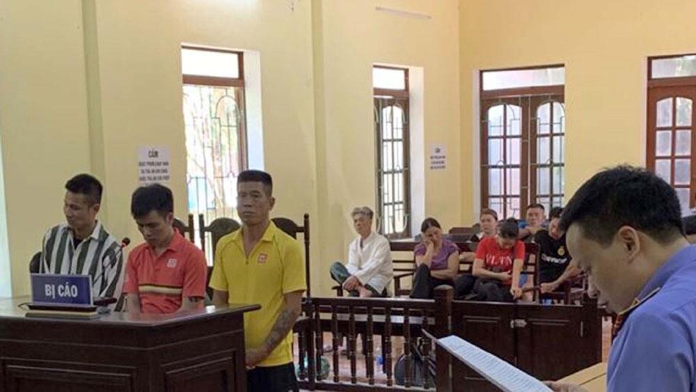 Phạt tù các đối tượng gây rối trật tự ở Cảng hàng không Thọ Xuân, Thanh Hóa